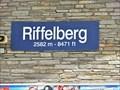 Image for Elevation Sign - Riffelberg - Switzerland.2582m