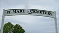 Image for St. Mary's Roman Catholic Church Cemetery - 1843 - Indian River, PEI