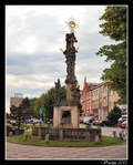 Image for Holy Trinity Column, Ždár nad Sázavou, Czech Republic