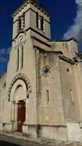 Image for Clocher de l'Eglise Saint Pierre - Chasnais, Pays de la Loire, France