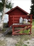 Image for Milk Platform - Open-air museum Hägnan - Luleå, Sweden
