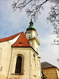 Image for The Church of Virgin Mary Assumption, Plana, Czech Republic