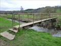 Image for River Churnet Footbridge - Leek, Staffordshire.