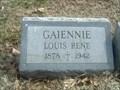 Image for Private Louis Rene Gaiennie - St. Louis, MO