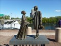 Image for Mini Lincoln Meets Harriet Beecher Stowe - Hartford, CT