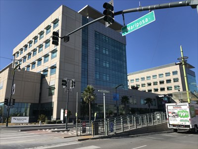 UCSF Medical Center at Mission Bay - San Francisco, CA