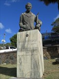Image for Rothschild Francis Statue - Charlotte Amalie, St. Thomas, US Virgin Islands