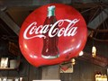 Image for Coca Cola Round Sign-Elizabethtown, KY