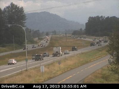 Cole Road Webcam - Abbotsford, BC - Web Cameras on