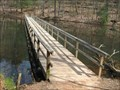 Image for Lakeside Trail Floating Bridge - Bays Mountain Park - Kingsport, TN