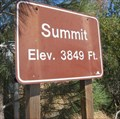 Image for Mount Diablo Summit - 3849 Ft