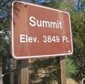 Image for Mount Diablo Summit - 3849 Ft