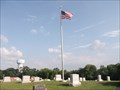 Image for Memorial Flag Pole - K of P Cemetery - Lizton, IN