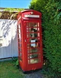 Image for Red Telephone Box - North Lane, West Hoathly, West Sussex