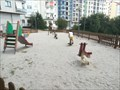 Image for Playground near train station - Ourense, Galicia, España