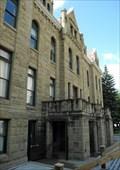 Image for City Hall CTrain time capsule - Calgary, Alberta