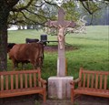 Image for Stone Cross near Herrenmatt - Hochwald, SO, Switzerland
