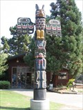 Image for Lake Merritt Wild Duck Refuge Totem Pole - Oakland, CA
