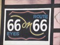 Image for 66 Eyes on Route 66 - Tucumcari, New Mexico, USA.