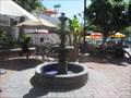 Image for Shopping Center Fountain - Avalon, CA