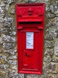Image for Victorian Wall Post Box - Appleton, near Abingdon - Oxfordshire - UK