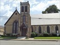 Image for Calvary Episcopal Church - Bastrop Commercial District  - Bastrop, TX