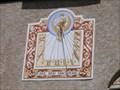Image for Potey Sundial, Luna, St Veran, France