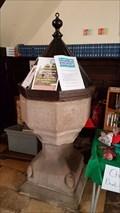 Image for Baptism Font - St Margaret - Carsington, Derbyshire