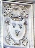 Image for Great Hall Entrance Pavilion Shield No.5 - University of Birmingham, Edgbaston, Birmingham, U.K.