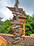 Image for Pirate's Cove Arrows - Lake Buena Vista FL