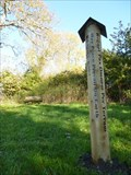 Image for Kirkbymoorside Peace Pole - Millennium Garden, Kirkbymoorside, North Yorkshire, UK
