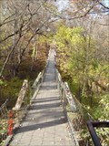 Image for Lovers Leap Bridge.