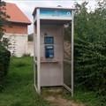 Image for Payphone / Telefonni automat - Slatina, Czechia