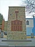 Image for Trail Cenotaph - Trail, BC