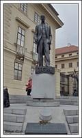 Image for Tomas Garrigue Masaryk & 1841 Masaryk Asteroid - Praha, CZ
