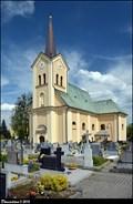 Image for Kostel Nanebevzetí Panny Marie / Church of Assumption of Virgin Mary - Ostrava-Trebovice (North Moravia)