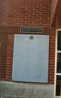 Image for Honor Roll - Washington, Missouri
