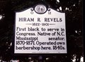 Image for Hiram R. Revels 1822-1901-O 12