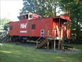 Image for Norfolk Western Caboose #518606 - Fairfax Station< Virginia