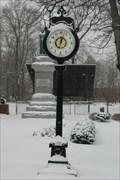 Image for Town Park Clock - Hamburg, NY