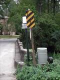 Image for Nancy Creek at Rickenbacker Drive, at Atlanta, Ga.