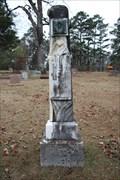 Image for James C. Johnson -- McMahan Chapel Cemetery, Sabine Co. TX