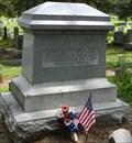 Image for Oak Hill Cemetery Civil War Monument - Lawrence, Ks.