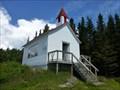 Image for Chapelle de Pointe-des-Monts- Baie Trinitée, Manicouagan, Québec-Canada