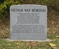 Image for Vietnam War Memorial, Main Street, Drake's Branch, VA, USA