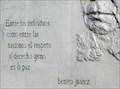 Image for Benito Juárez - Monumento a la Historia de México - Cancun, Mexico
