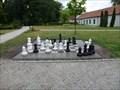 Image for Bernardinai Garden Giant Chess Board - Vilnius, Lithuania
