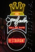 Image for Jerry Lawler's Hall of Fame - Neon - Memphis, Tennessee, USA.
