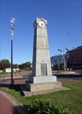 Image for Pioneer Womens Memorial Clock  -  Katanning,  Western Australia