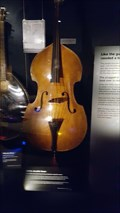 Image for 1850s Double Bass - Seattle, WA